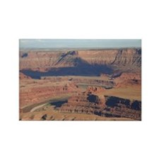 Dead Horse Point Rectangle Magnet
