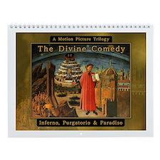 Divine Comedy - Inferno Wall Calendar
