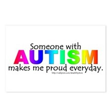 Autism Pride Postcards (Package of 8)