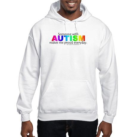Autism Pride Hooded Sweatshirt