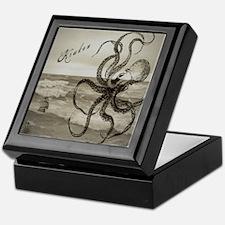 The Kraken Keepsake Box