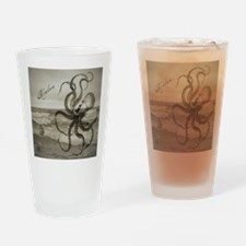 The Kraken Drinking Glass