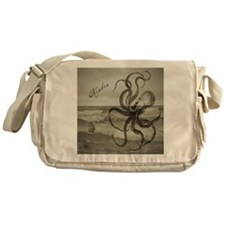 The Kraken Messenger Bag