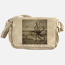 The Kraken Messenger Bag