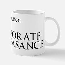 Corporate Malfeasance Mug