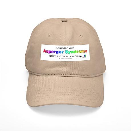 """Asperger Syndrome Pride"" Cap"
