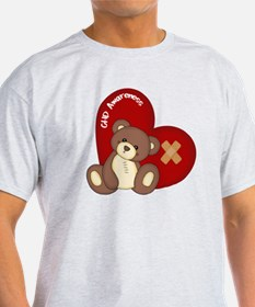 Congenital Heart Defect Awareness T-Shirt
