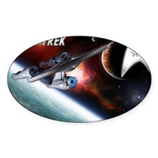 Star Trek New coin purse Decal