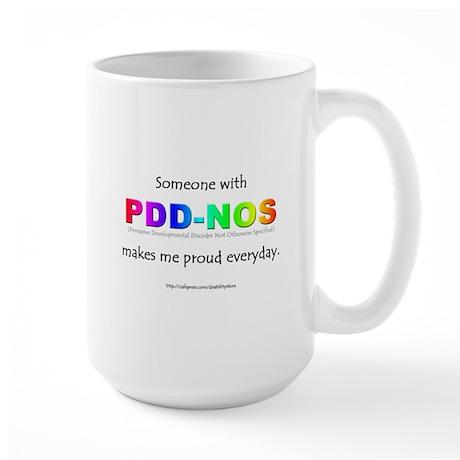 PDD-NOS Pride Large Mug