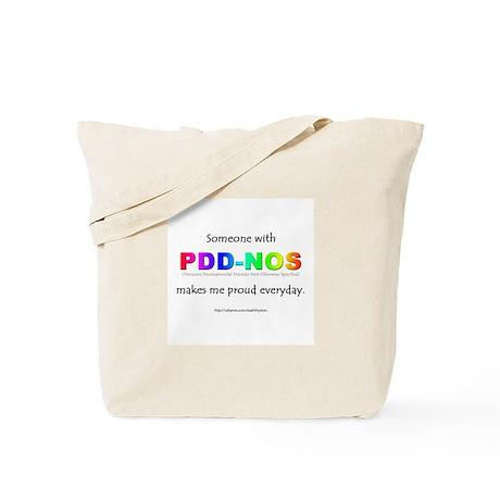 PDD-NOS Pride Tote Bag