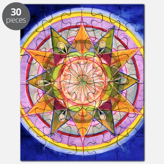 My Mandala 4 Puzzle