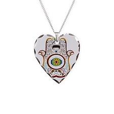 Hamsa/Copper Necklace