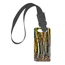 Bamboo Luggage Tag