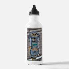 Parking Meter Water Bottle