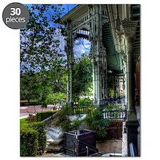 UT front porch Puzzle