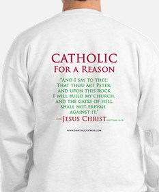 Catholic for a Reason Sweatshirt