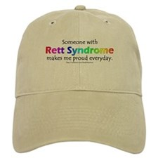 Rett Syndrome Pride Baseball Cap