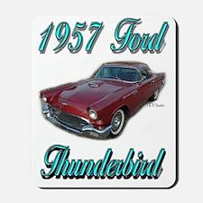 1957 Thunderbird Mousepad