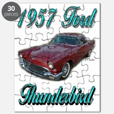 1957 Thunderbird Puzzle