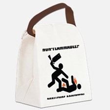 non flammable Canvas Lunch Bag