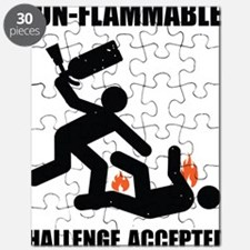 non flammable Puzzle