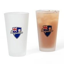 anguilla1 Drinking Glass