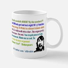 Burger Luther King Jr. Mug