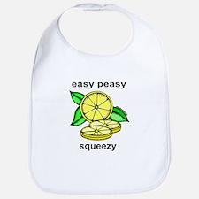 Easy Peasy Lemon Squeezy Bib