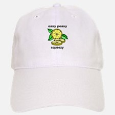 Easy Peasy Lemon Squeezy Baseball Baseball Cap