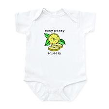 Easy Peasy Lemon Squeezy Infant Bodysuit