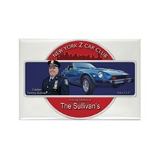 Tommy Sullivan Rectangle Magnet