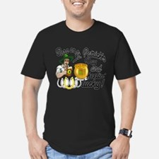St. Patrick's Day Cowboy T-Shirt
