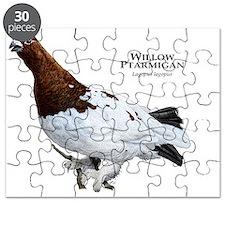 Willow Ptarmigan Puzzle