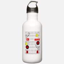 ff ER N 1 Sports Water Bottle