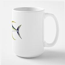 Yellowfin Tuna Large Mug