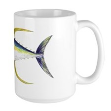 Yellowfin Tuna Mug
