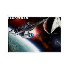 Star Trek NEW 2 Rectangle Magnet