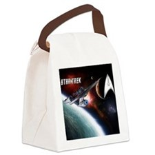 Star Trek NEW 2 Canvas Lunch Bag