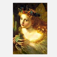 Butterfly fairy Postcards (Package of 8)