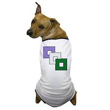 Genderqueer Pride Dog T-Shirt