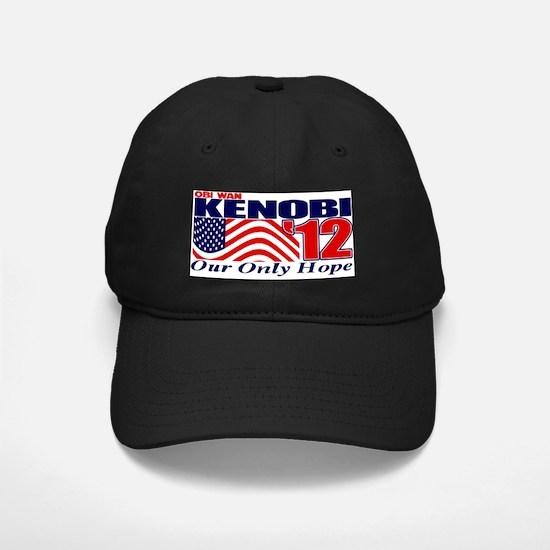 Kenobi For President Baseball Hat