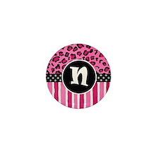 cheetah n Mini Button