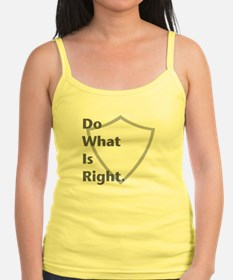 Do what is right Jr.Spaghetti Strap