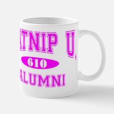 Catnip University Alumni 610 Mug