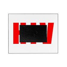 HIVdark Picture Frame