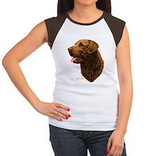 Chesapeake Bay Retrieve Women's Cap Sleeve T-Shirt