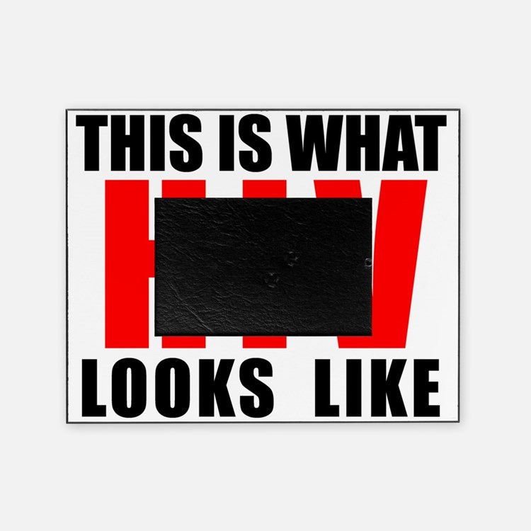 HIV Picture Frame