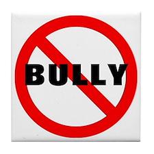 No Bully Tile Coaster