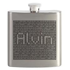 Alvin, Binary Code Flask