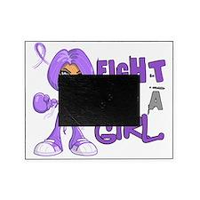 D Hodgkins Lymphoma FLAG 42.8 Picture Frame